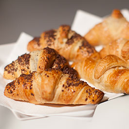 Catering Sweets Croissant by Melles & Stein